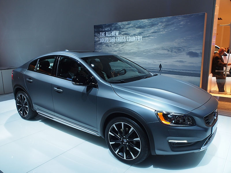 Must See Luxury Cars Sedans Of The New York Auto Show