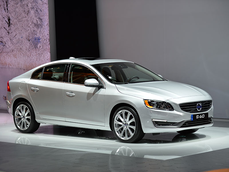 Exceptional Unveiled In Detroit: 2016 Volvo S60 Inscription