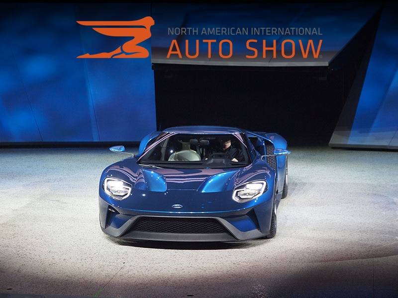 Best Cars Of The Detroit Auto Show Autobytelcom - Portland car show