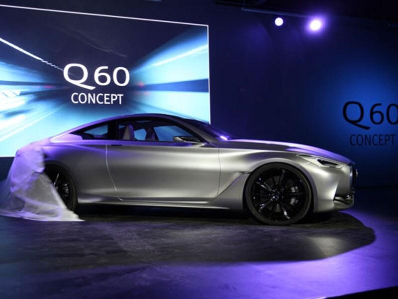 Concept Cars Of The 2017 Detroit Auto Show
