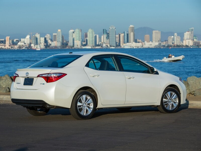 2015 Toyota Corolla Road Test & Review | Autobytel.com