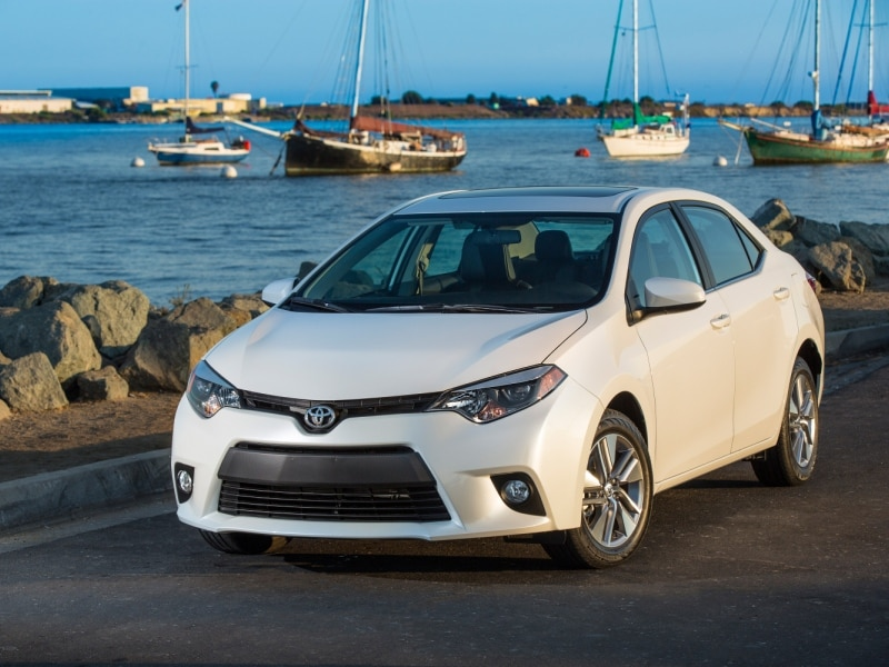 2015 Toyota Corolla Road Test U0026 Review