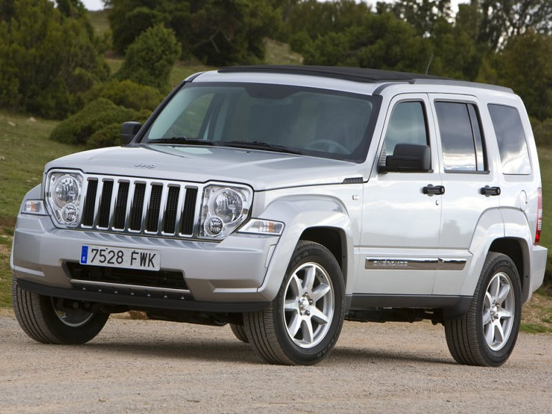 Difference Between Wrangler Models >> 10 Cheap Used 4x4 Vehicles | Autobytel.com