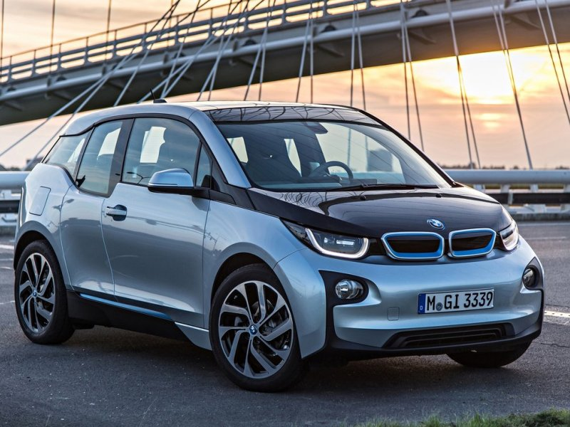Beautiful 6) 2016 BMW I3