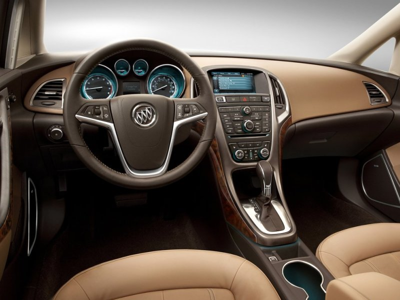 2016 Buick Verano Sport Touring Sedan Review