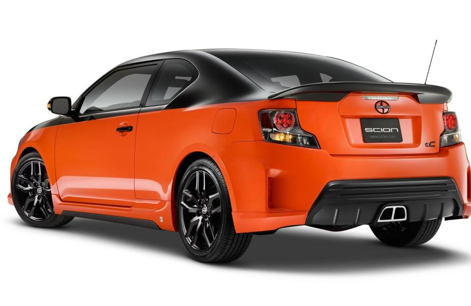 2015 Scion Tc Release Series 9 0 A Show Car For Under 25k Autobytel Com