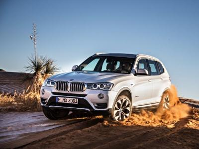 2015 Bmw X3 Quick Spin Review Autobytel Com