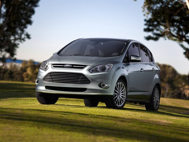 2017 Ford C Max Hybrid Energi Quick Spin Review