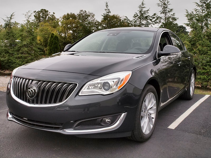 2015 buick regal quick spin review. Black Bedroom Furniture Sets. Home Design Ideas