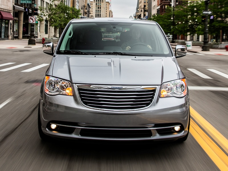 9 Cheapest Minivans