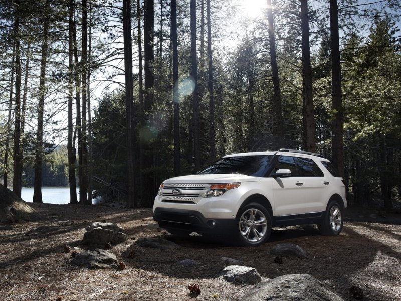 2015 Ford Explorer Quick Spin Review