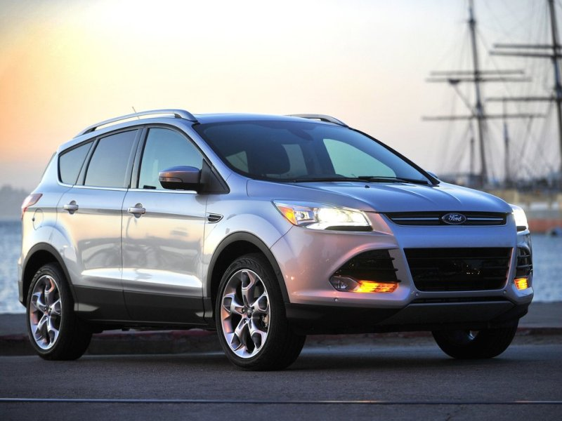 2015 Ford Escape Quick Spin Review