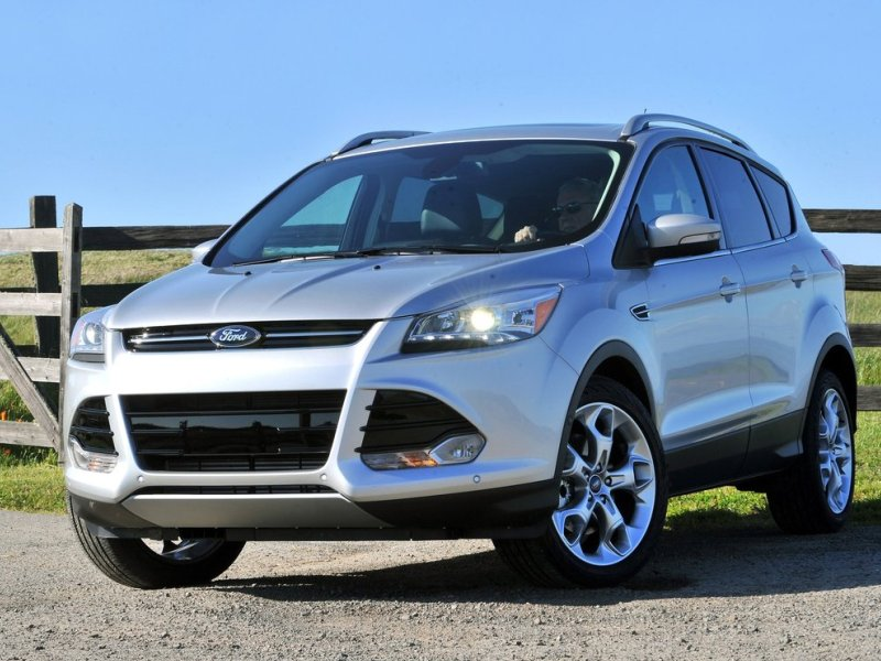 2015 ford escape quick spin review. Black Bedroom Furniture Sets. Home Design Ideas