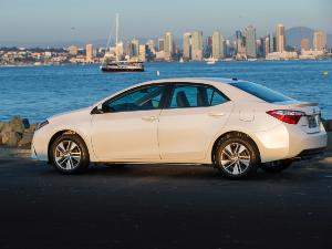 Top 10 Compact Sedans for 2015