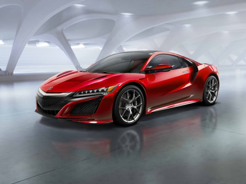 2016 Acura Nsx The Sport