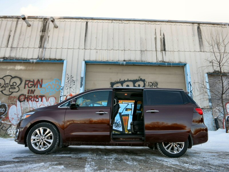 2015 Kia Sedona Limited Road Test And Review