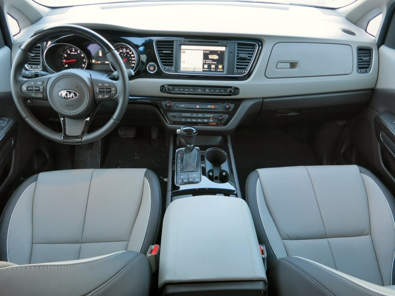 image kia sedona featured warrior review large autotrader car reviews road