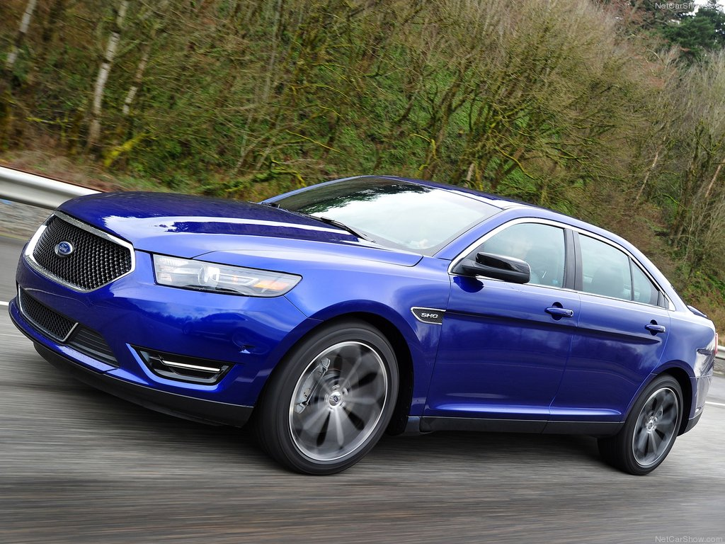 Superior Ford Taurus SHO