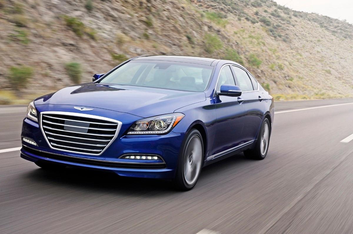 14 Fast Family Cars  Autobytelcom