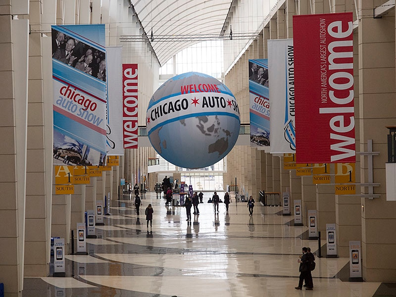 2018 Chicago Auto Show Sneak Peek Preview