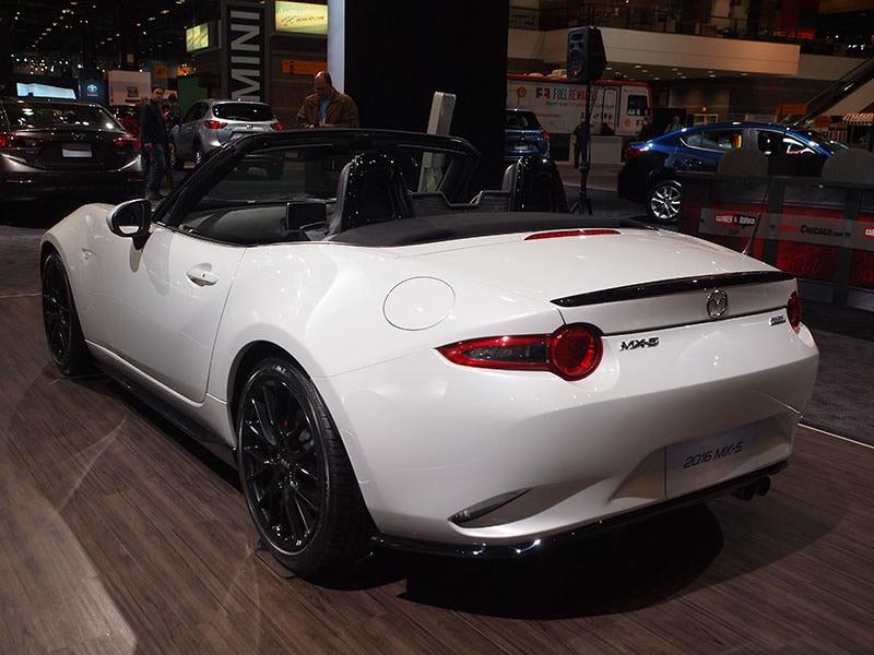 2016 Mazda MX-5 Miata Accessories Design Concept Preview: 2015 ...