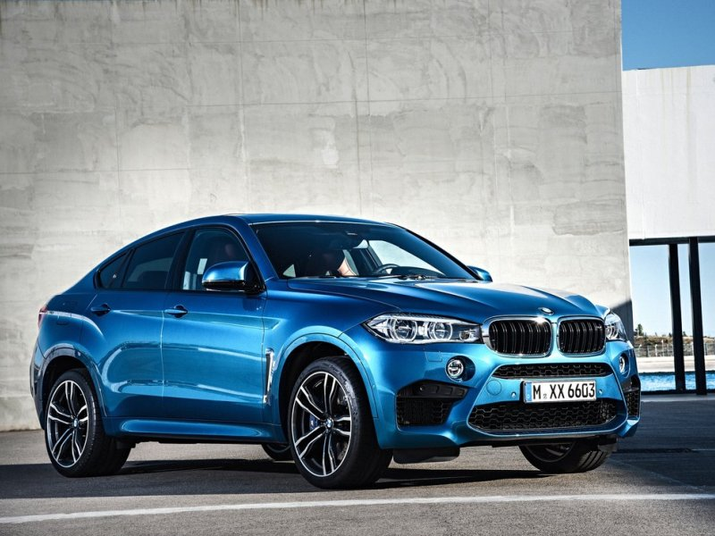 2015 BMW X6 M Road Test & Review