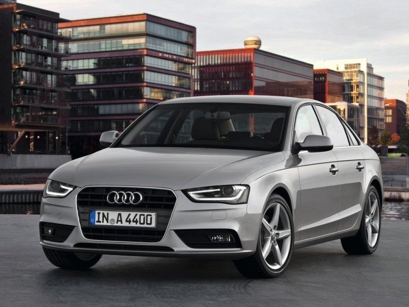 Audi A4 2 0t Among The Best 4 Cylinder Luxury Cars