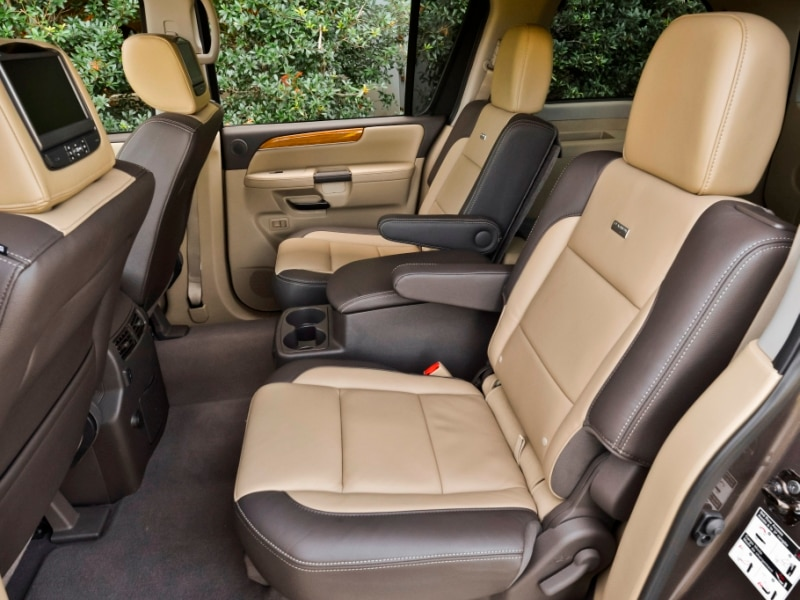 Best 3rd Row Suv Used >> 10 Best Used Suvs With Captain S Chairs