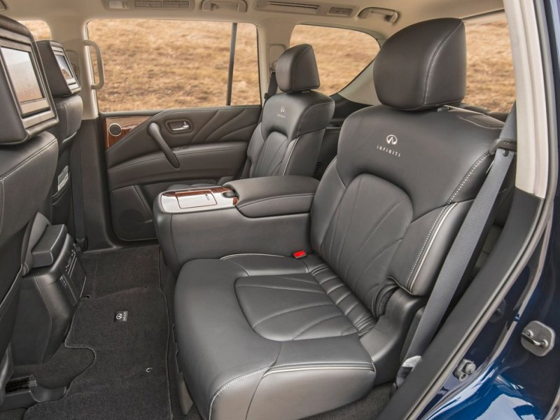 2015 suvs with second row captains chairs autos post. Black Bedroom Furniture Sets. Home Design Ideas
