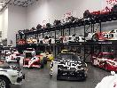 Toyota Museum Torrance Race Car Room