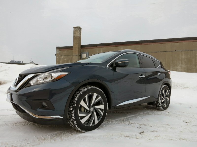2015 Nissan Murano Road Test And Review Autobytel Com