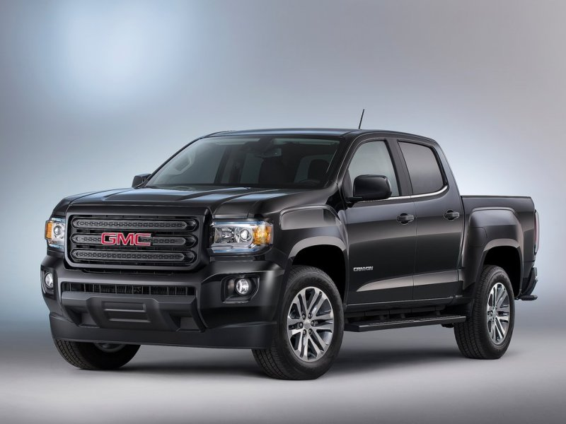 2017 Gmc Canyon Nightfall Edition