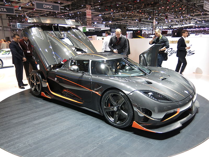 2017 koenigsegg agera rs price not known but it doesnt matter