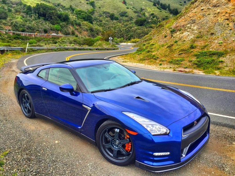2015 nissan gt r road test review. Black Bedroom Furniture Sets. Home Design Ideas