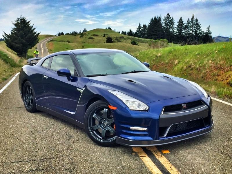 2015 Nissan GT-R Road Test & Review   Autobytel.com