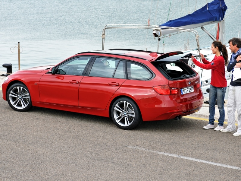 8 Top-Rated Wagons For 2015 | Autobytel.com