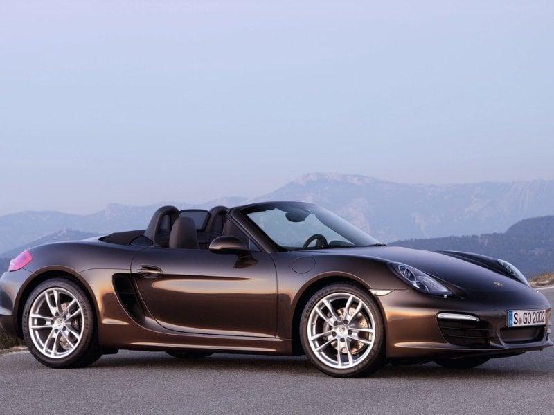 Merveilleux 10. Porsche Boxster
