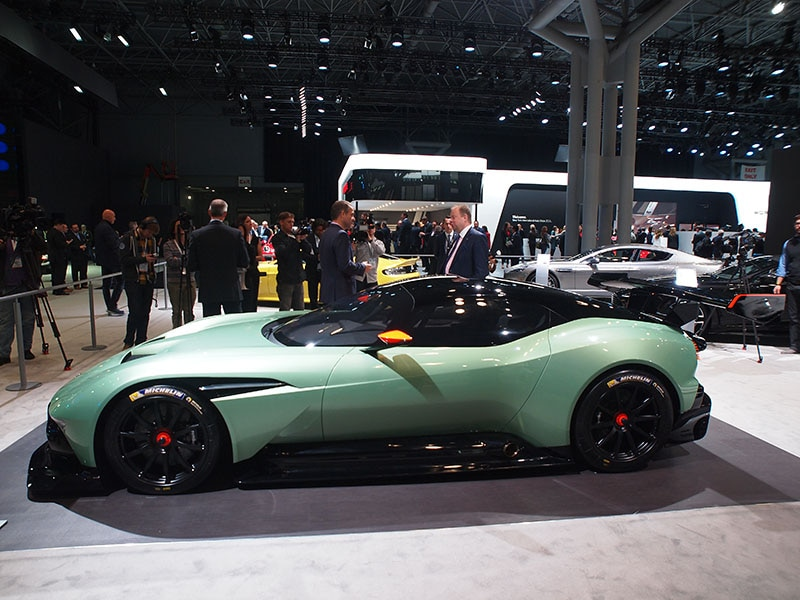 Must-See Sports Cars Of The 2015 New York International