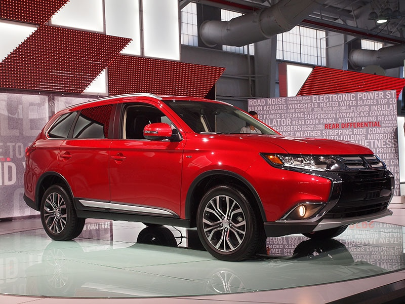 Must-See SUVs & Crossovers of the 2015 New York Auto Show