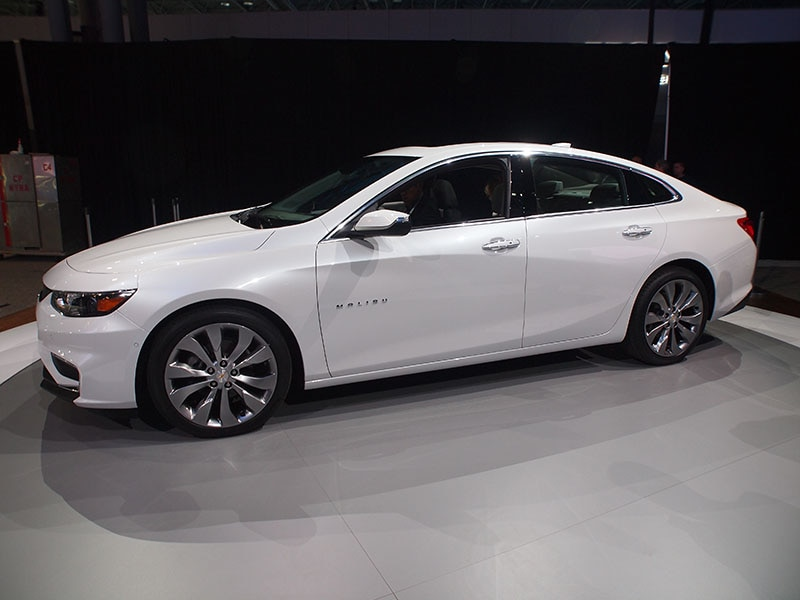 Must-See Luxury Cars & Sedans of the 2015 New York Auto Show ...