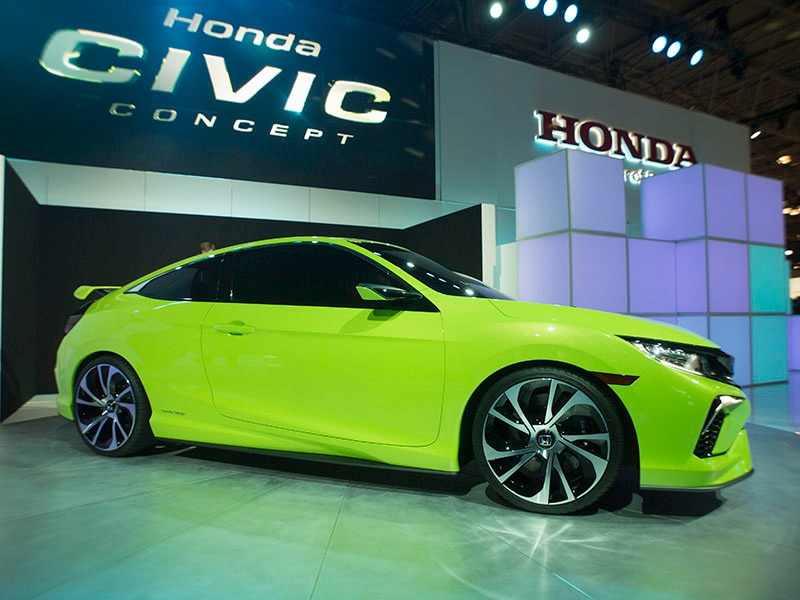 Must-See Concept Cars Of The 2015 New York Auto Show