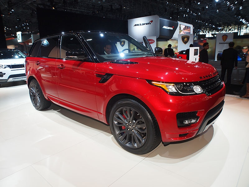 Top 25 Must-See Cars of the 2015 New York Auto Show