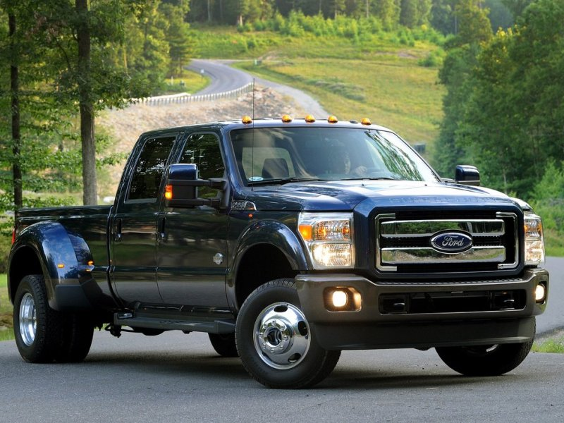 The Best Dually Trucks For Heavy Hauling