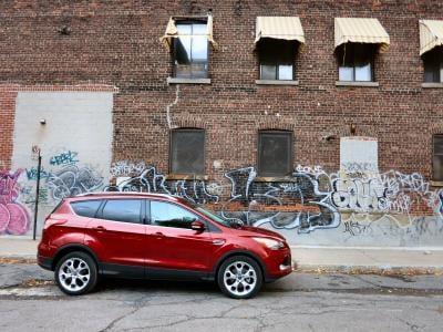 2014 Ford Escape 2 0 Titanium Compact Suv Review Autobytel Com