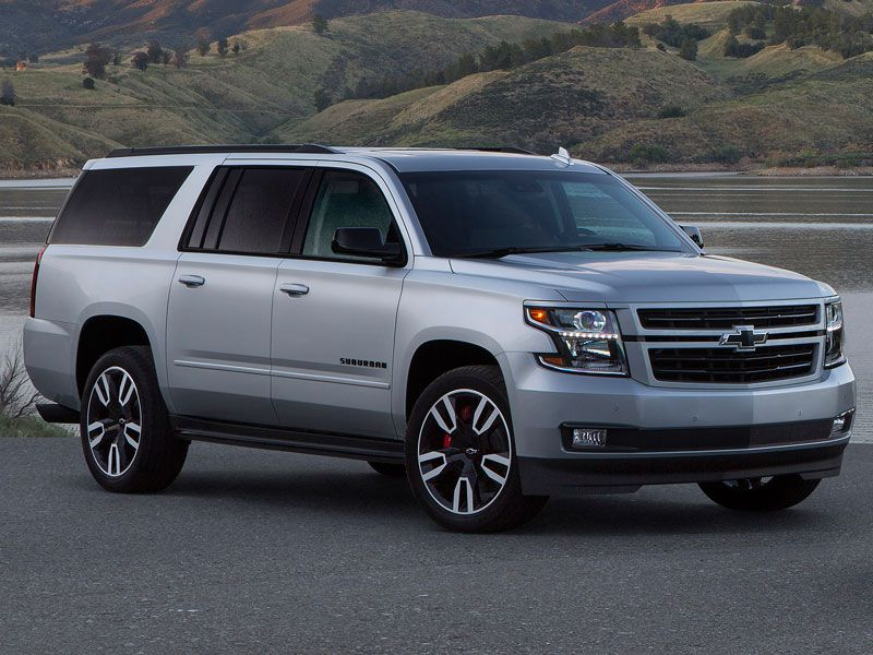 Tahoe Towing Capacity >> 10 Best Suvs For Towing A Boat Autobytel Com