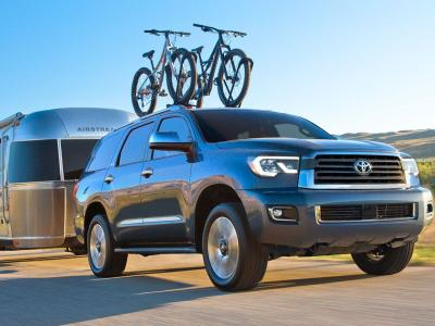 Best Midsize Suv Towing >> 10 Suvs That Can Tow 5000 Lbs Autobytel Com