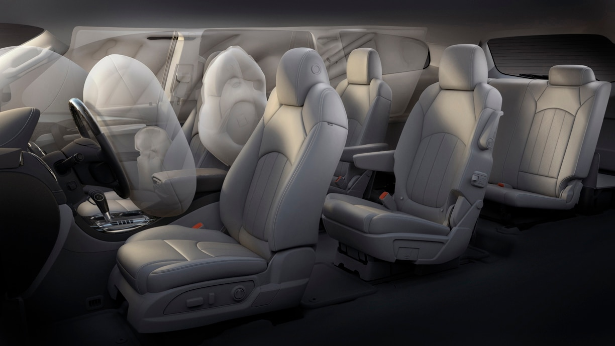 10 things you need to know about the 2015 buick enclave. Black Bedroom Furniture Sets. Home Design Ideas