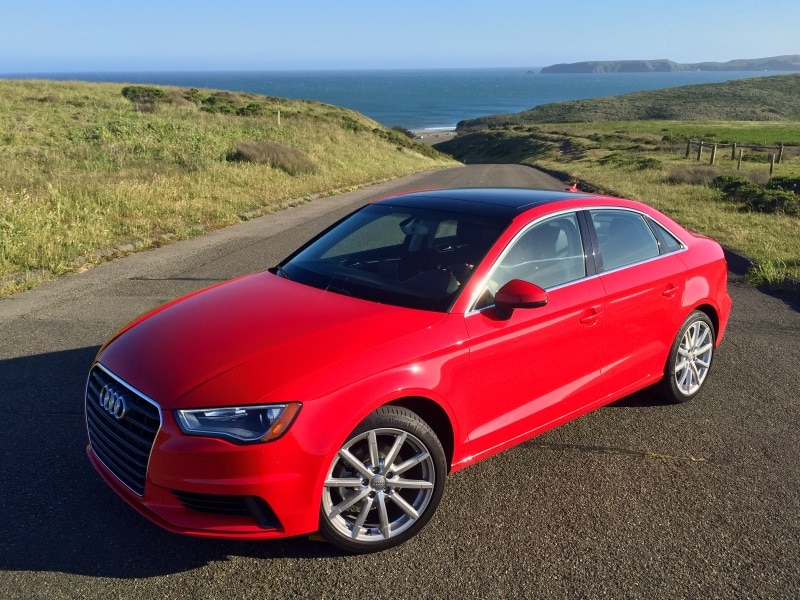 2015 Audi A3 Diesel Road Test & Review