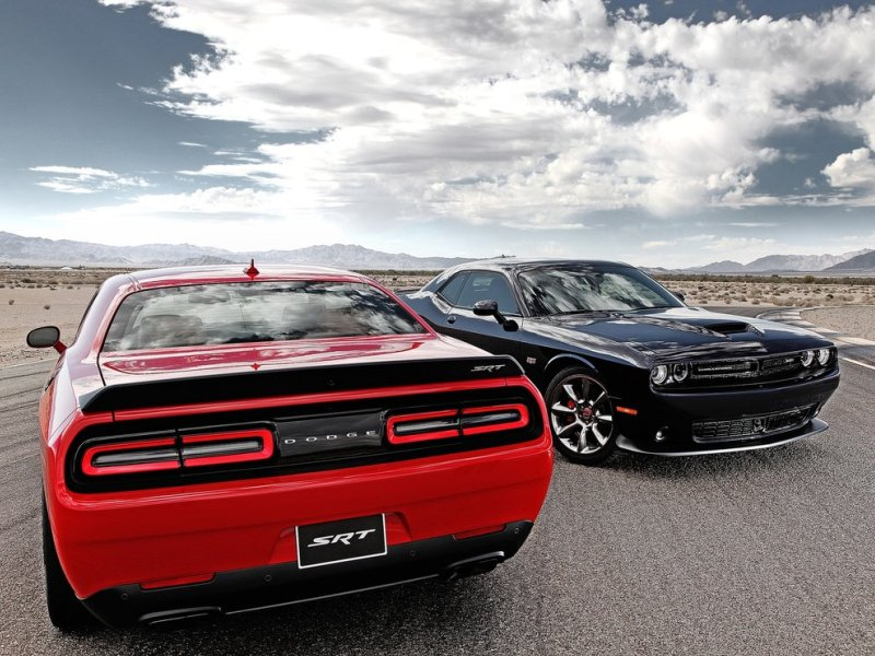 10 Special Edition Dodge Challengers