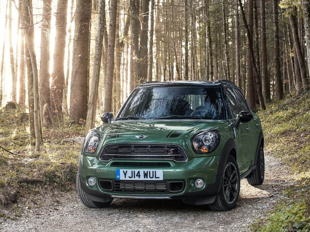 2015 Mini Cooper Countryman Road Test Review Autobytelcom